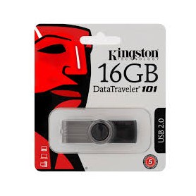 PEN DRIVE USB 16GB 2.0 KINGSTON