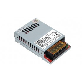 ALIMENTATORE SWITCHING 12V 1.25A 15W 220Vca CON MO