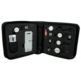 KIT ADATTATORI USB IN CUSTODIA 6 PZ.