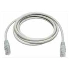 Cavo Patch Utp Cat. 6 Con 2 Spine Rj45 20mt Bianco