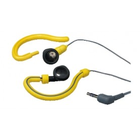 AURICOLARE STEREO C/ SPINA JACK 3,5mm CON GANCI IN