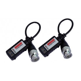 VIDEO BALUN COMBINABILI PER TRASMISSIONE VIDEO SU