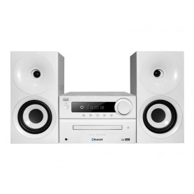 SISTEMA HI-FI CON LETTORE CD/MP3 RADIO ING. USB E