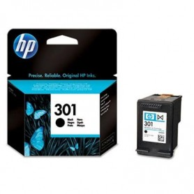 CARTUCCIA X STAMPANTE HP301 BLACK ORIGINALE