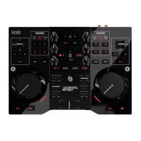 CONSOLLE ERCULES MIXER DJ MP3 USB + USCITA AUDIO