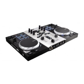 CONSOLLE HERCULES MIXER DJ MP3 USB + USCITA AUDIO