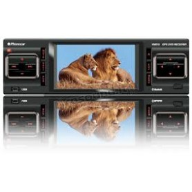 AUTORADIO CD-MP3MPEG4-DVX-USB-NAVI-BLUETOOTH+ MONI