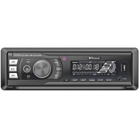 AUTORADIO CON LETTORE CD/MP3 + INGR. USB-SD 4X40W