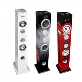 CASSA AMPLIFICATA CON PORTA USB-SD-MP3 AUX-IN  BT