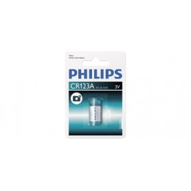 BATTERIA LITIO CR123A PHILIPS