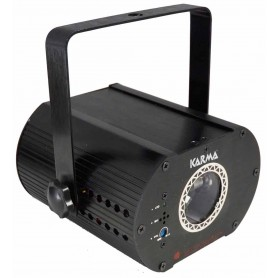 EFFETTO LUCE LASER LED ROSSO 100MW