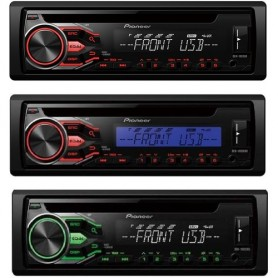 AUTORADIO CON LETTORE CD/MP3 USB AUX-IN 4X50W