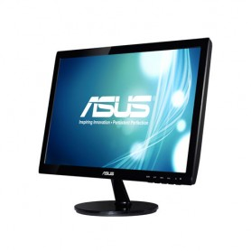 MONITOR LED 18,5 ASUS NERO