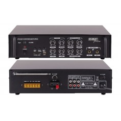 AMPLIFICATORE PROFESSIONALE 100V / 50W CON MP3
