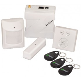 KIT ALLARME-1 ZIPABOX,TASTIERA WIRELESS RFID,