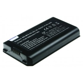 BATTERIA X NOTEBOOK 14.8V 5200MAH