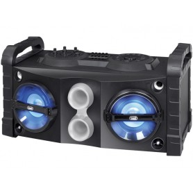 CASSA AMPLIFICATA KARAOKE 50W USB MP3 BLUETOOTH