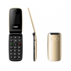 TELEFONO CELLULARE GSM SAIET LIKE ST-MC10 GOLD