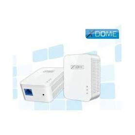 KIT 2 POWERLINE 1000M GIGABIT X DOME