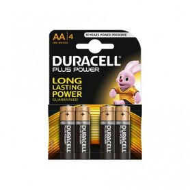 STILO ALKALINA PLUS POWER DURACELL BL 4PZ
