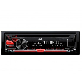 AUTORADIO CON LETTORE CD/MP3 USB AUX-IN