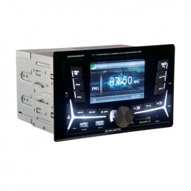 AUTORADIO CON MONITOR 4 SD MMC BLUETOOTH AUX USB