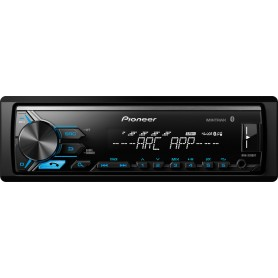 AUTORADIO CON BLUETOOTH RDS USB AUX-IN PIONEER