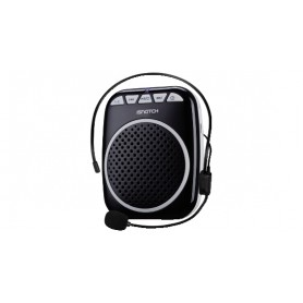 MINIAMPLIFICATORE PORTATILE RICARICABILE CON MP3