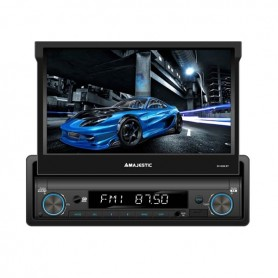 AUTORADIO CON MONITOR 7 TOUCH BLUETOOTH USB AUX