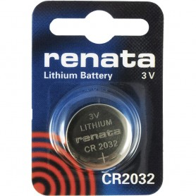 BATTERIA BOTTONE LITIO 3 V 225 MAH RENATA