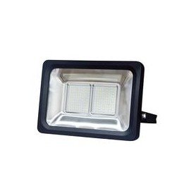 FARETTO SLIM 50W NERO IP65 A LED SMD LUCE NATURALE