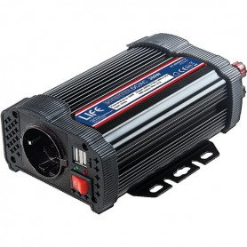 INVERTER DC/AC SOFT-START 300W 12VDC CON PORTA USB