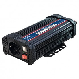 INVERTER DC/AC SOFT-START 600W 12VDC CON PORTA USB