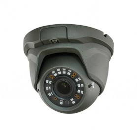 TELECAMERA DOME 2 MP VARIFOCALE 2.8-12MM 4IN1