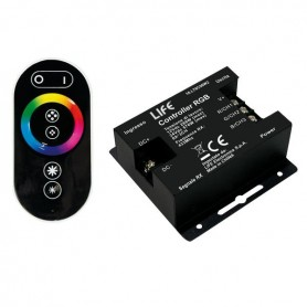 CENTRALINA TOUCH X LED RGB SERIE 16.LT*/16.LS*