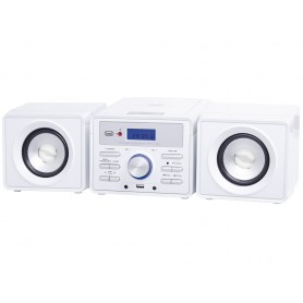 SISTEMA HI-FI LETTORE CD/MP3 RADIO USB BLUETOOTH