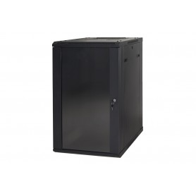 "ARMADIO RACK A MURO 19"" 18 UNITÀ 905X600X450 MM"
