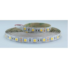 STRISCIA LED 12V 14,4W/M IP20 LUCE CALDA 3000K