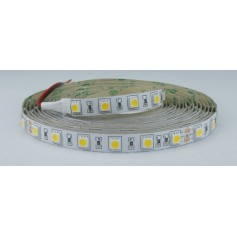 STRISCIA LED 24V 14,4W/M IP20 LUCE FREDDA 6500K