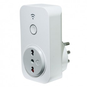 SPINA PRESA 16A 230V 3680W SMART LIFE WIRELESS