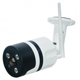 TELECAMERA IP WIRELESS 2 MPX PANORAMICA IP66 IR