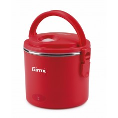 SCALDAVIVANDE LUNCH BOX PORTATILE ROSSO GIRMI
