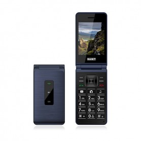 TELEFONO CELLULARE GSM SAIET SELECT BLUE
