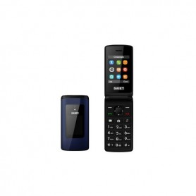 TELEFONO CELLULARE GSM SAIET LIKE ST-MC20 BLU