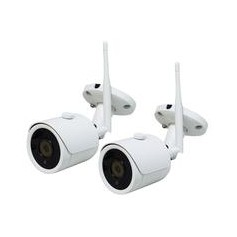 KIT WIRELESS 2 TELECAMERE IP66 2MPX CMOS 1/2,7